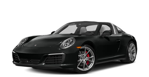 2017 Porsche 911 Targa for Sale in Riverside,