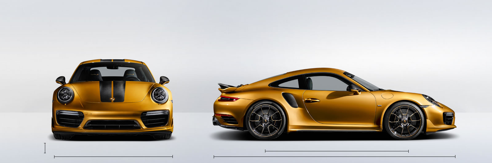 911 Turbo S Exclusive Specifications